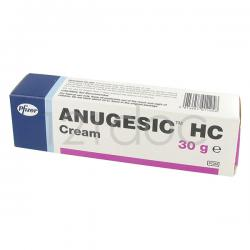 Anugesic 30mg (Suppositories) x 12